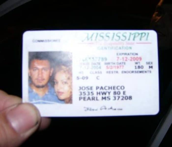 Failed Fake ID Genius