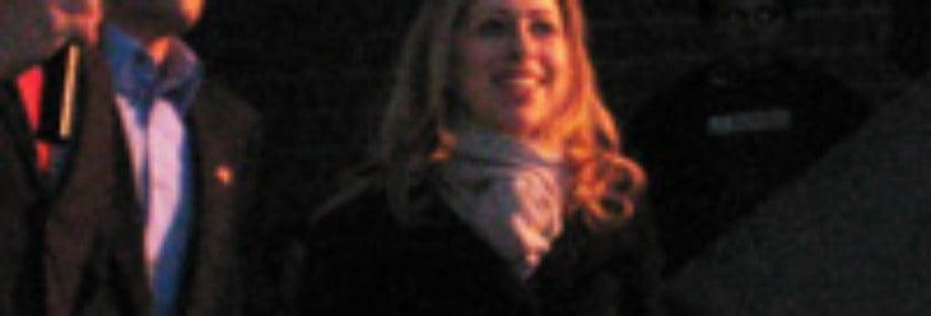 Chelsea Clinton vists Cal Poly San Luis Obispo
